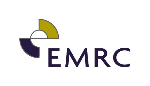 EMRC-13447 EMRC full colour logo (new) on white box