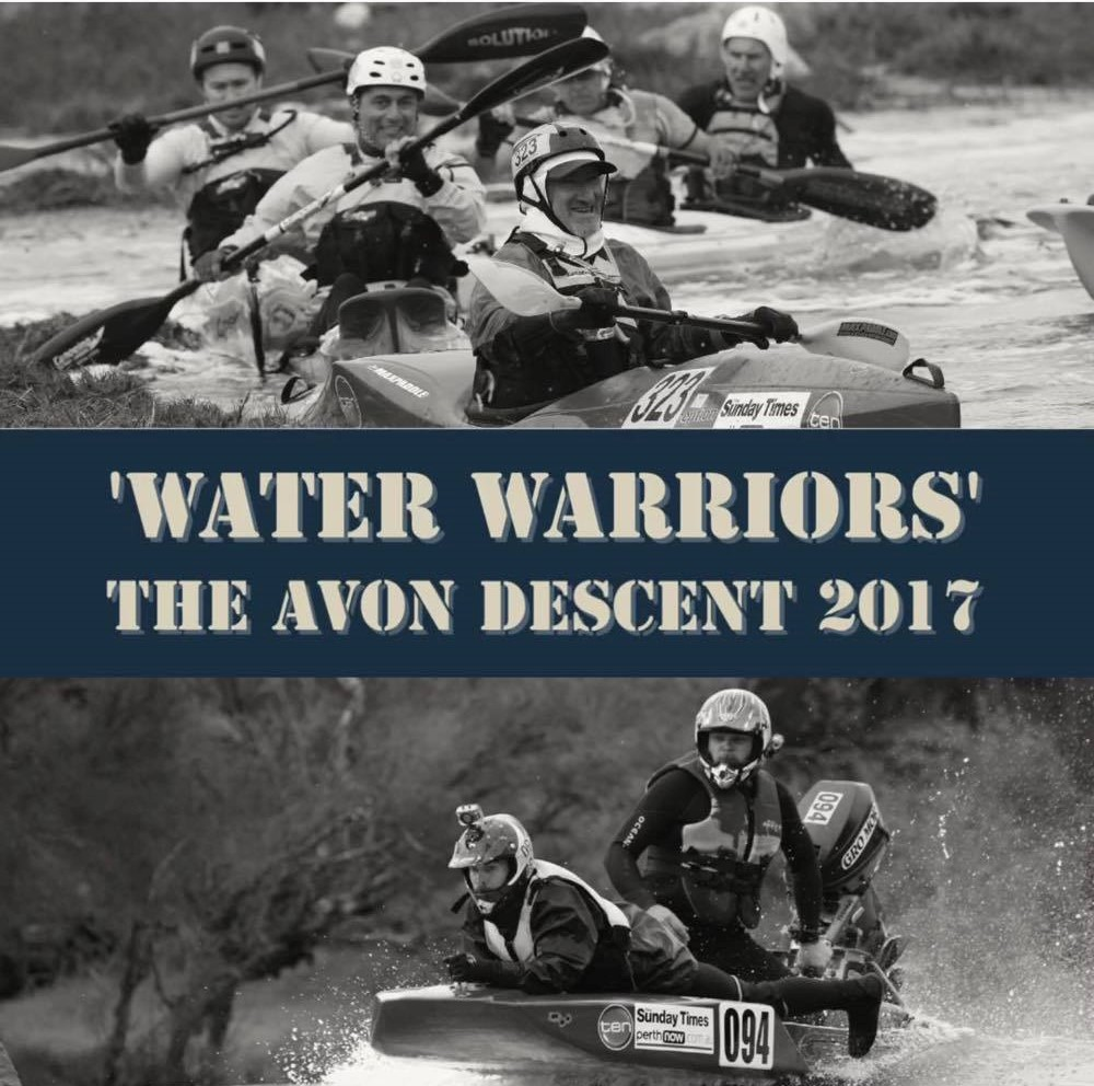 Avon Descent 2017 Documentary: Water Warriors