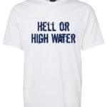 Avon Descent Hell or High Water T-Shirt (Men's, White)