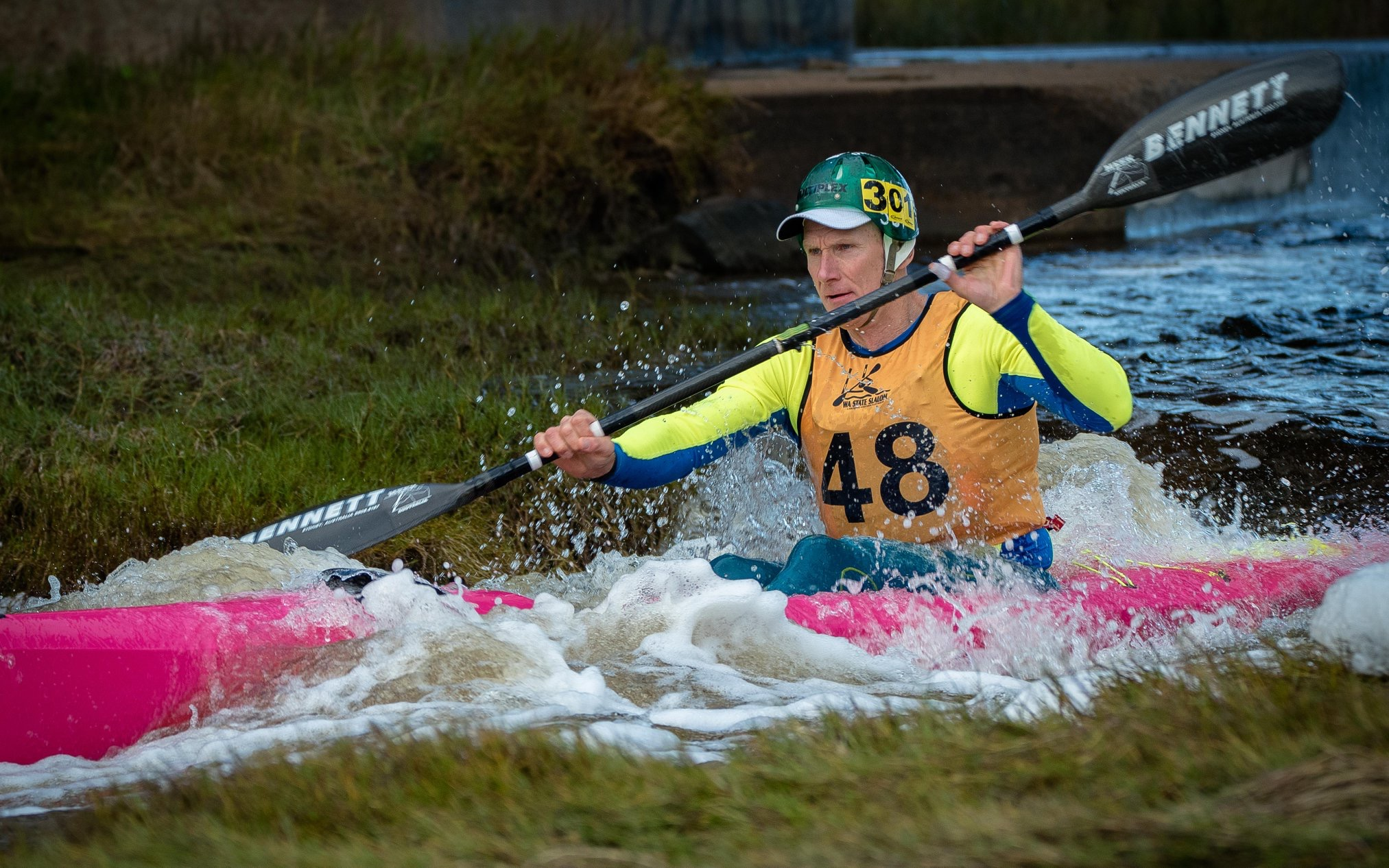 Avon Descent calls Olympian Ramon Andersson