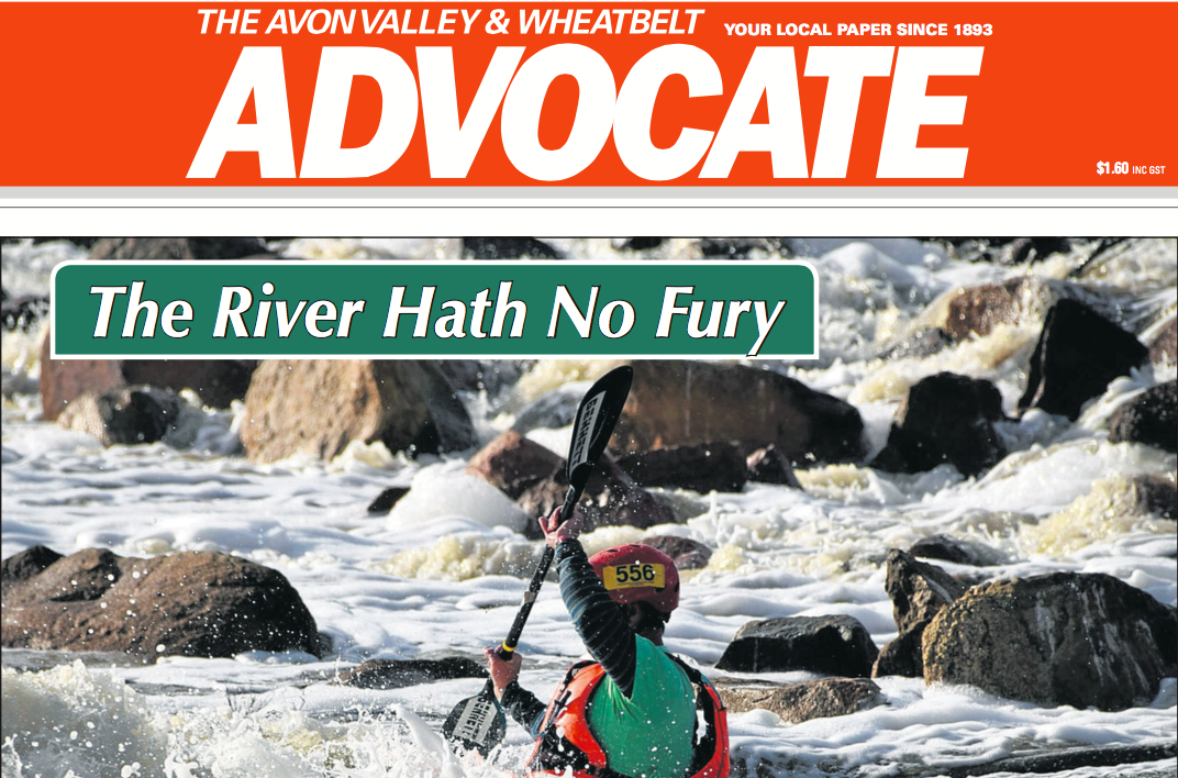 The Avon Valley Advocate Wrap